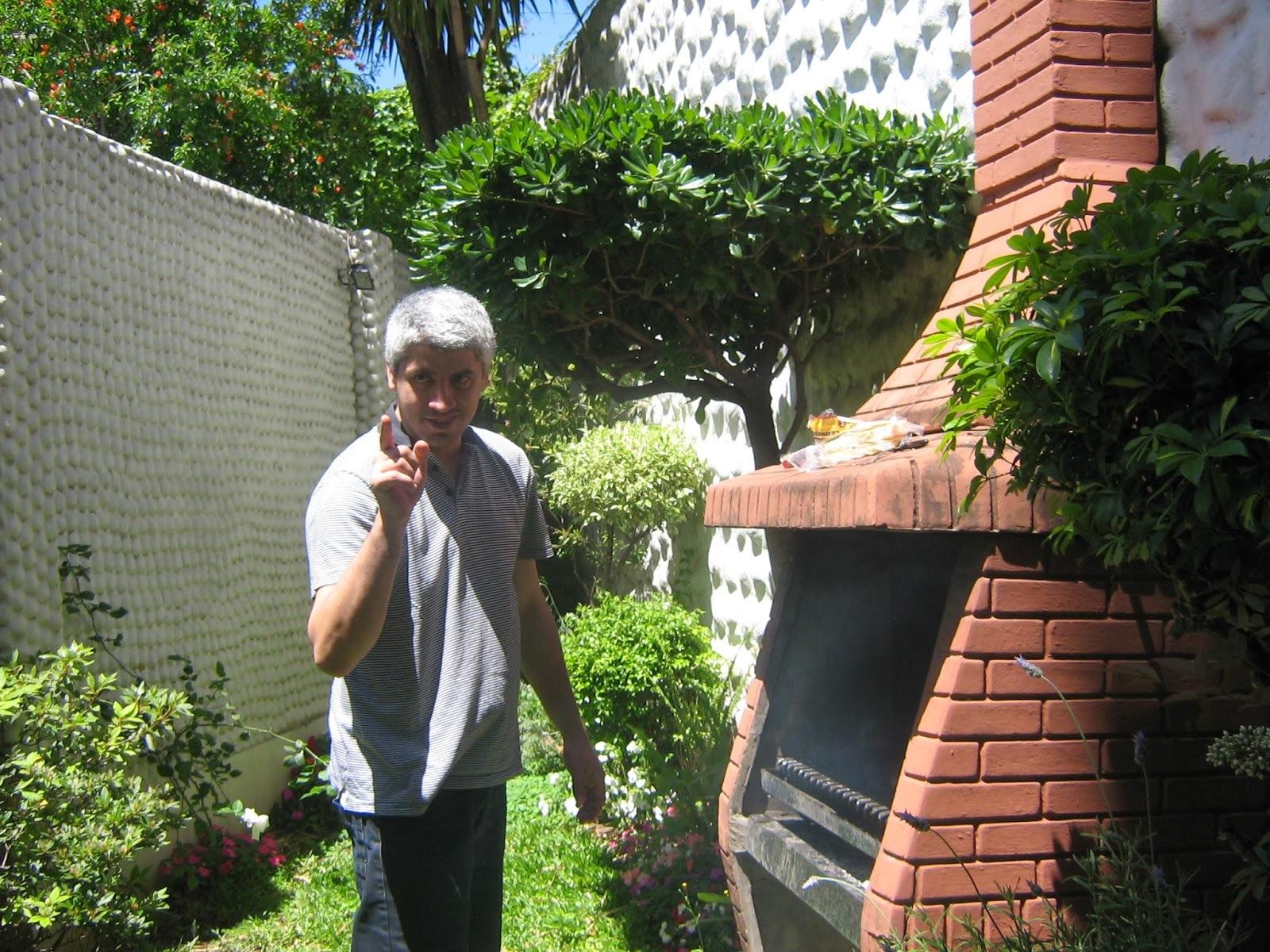 Hombres que cocinan I – Facundo Álvarez