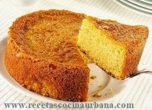 Como preparar  torta casera para la hora del té
