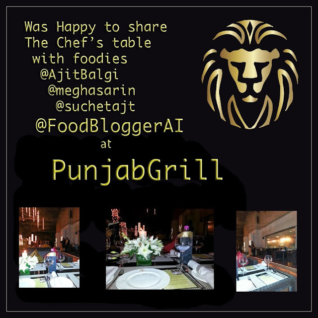 Winter Cuisine at Punjab Grill