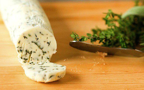 Manteiga de Ervas