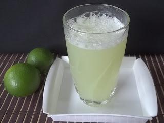limonada suiça sem amargar