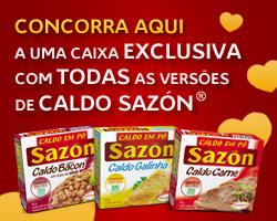 SORTEIO SAZON ENCERRADO