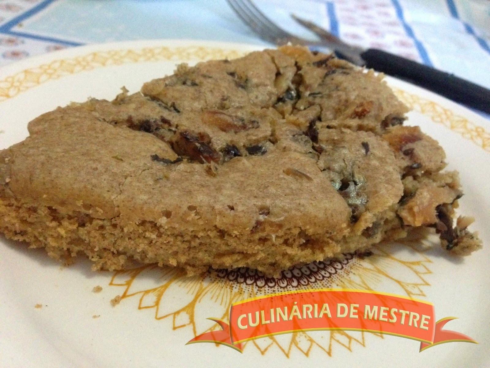 Torta Integral de Sardinha