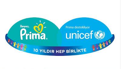 #1HayatDiliyoruz Prima Unicef İşbirliği