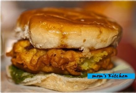 How To Make Indian Aloo Tikki Burger