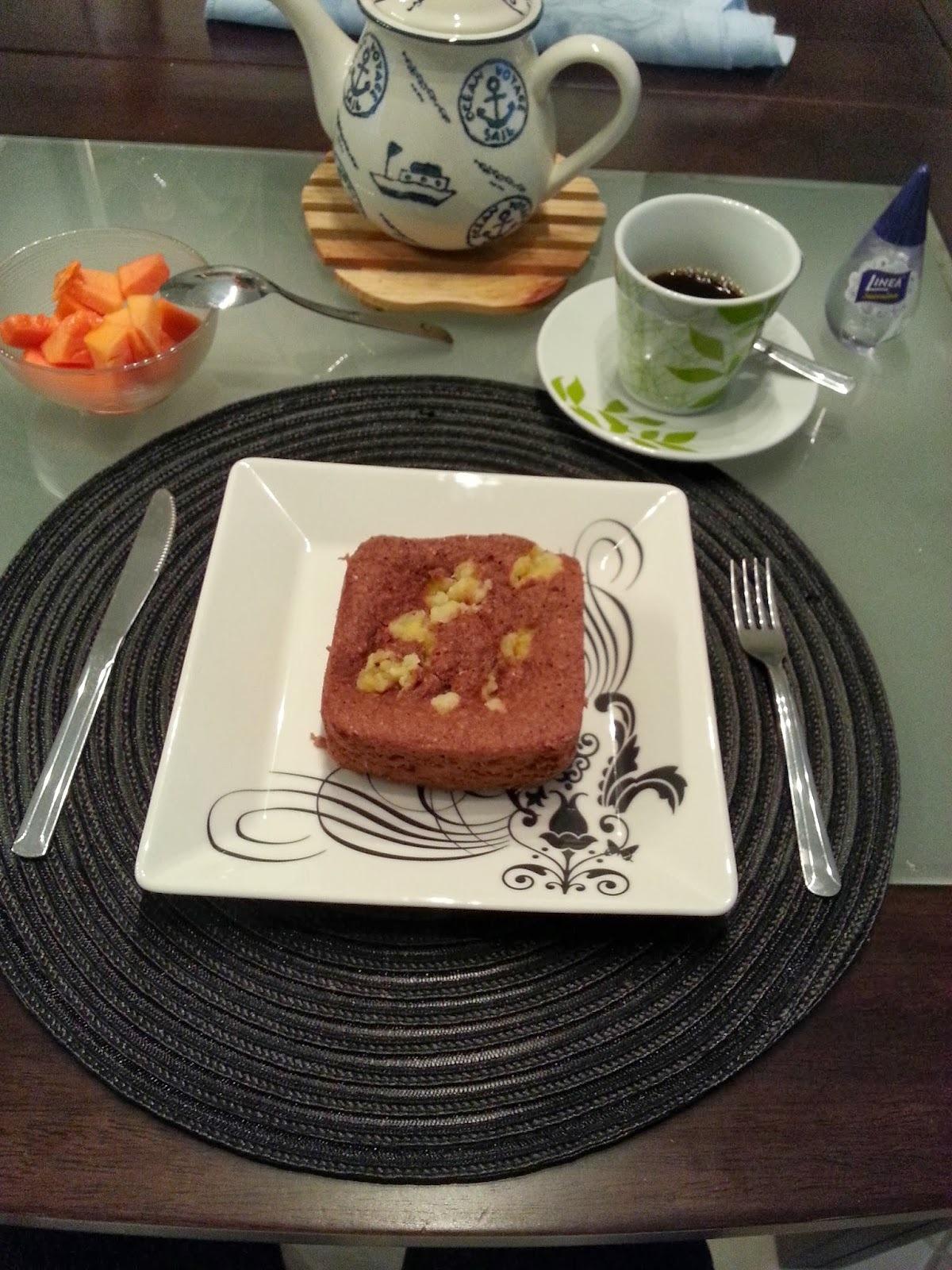 Café da manhã - o que comer