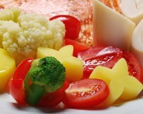 salada vinagrete diferente
