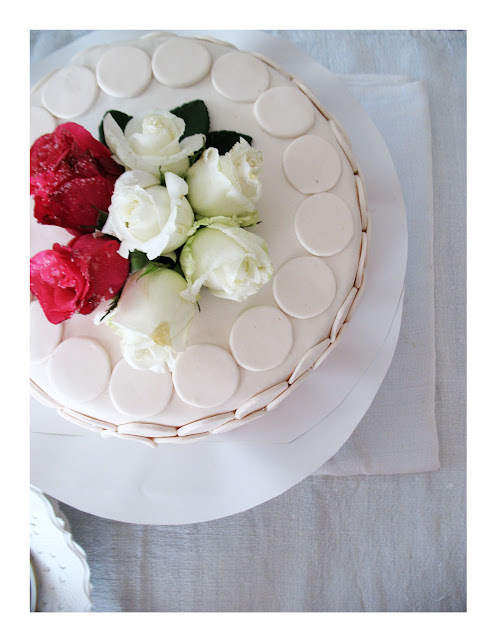 Torta od višanja i čokolade / Sour cherries and chocolate cake