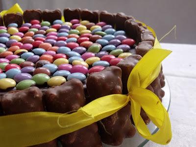 Gâteau d'anniversaire oursons
