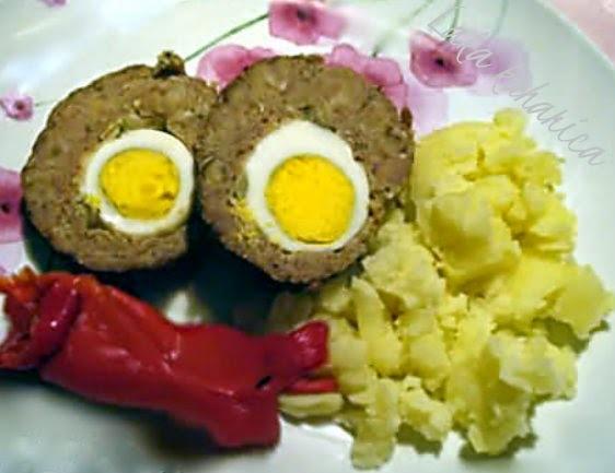 Aromatična mesna štruca :: Aromatic meat loaf