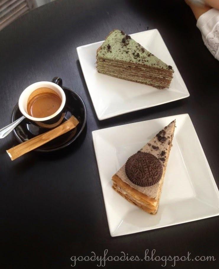 Eight Ounce Coffee, The Gardens Mall, KL