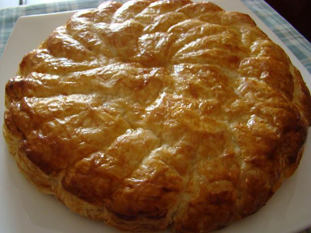 GALETTE DES ROIS (TORTA DE REYES)