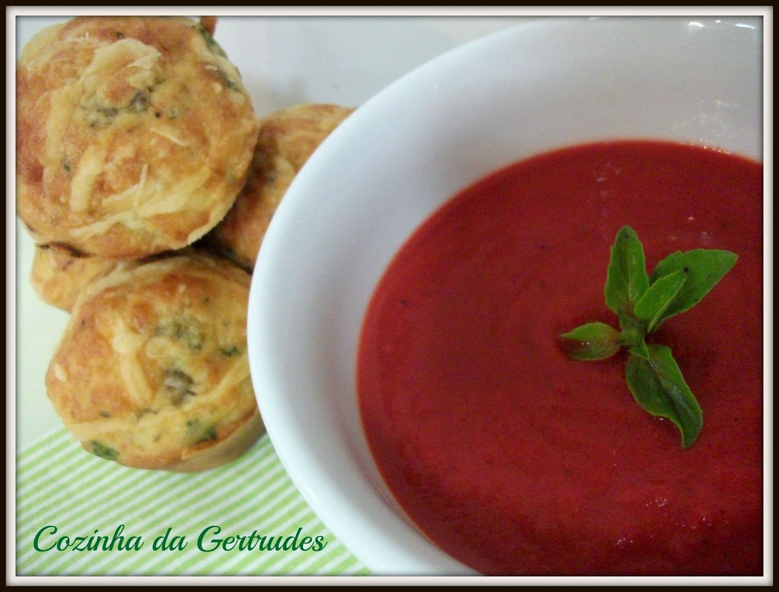 Coletivo Gastronômico - Sopa Vermelha