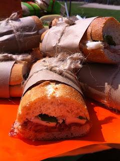 """Panes y rellenos: Combinaciones, ideas y de todo para una """"sanduchada"""""""