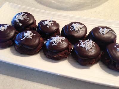 Very Chocolate Afgans
