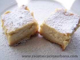 torta de ricota con leche condensada