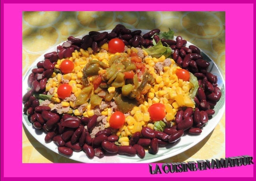 Salade mexicaine ou presque