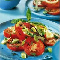 Salada de Tomate com Ervas