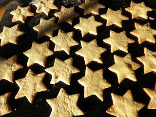 Matariki Biscuits