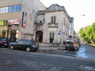 Buenos Aires y los arrabales de Ítaca (...y se va la tercera)