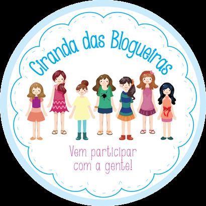 Cozinha do Quintal na Ciranda das Blogueiras