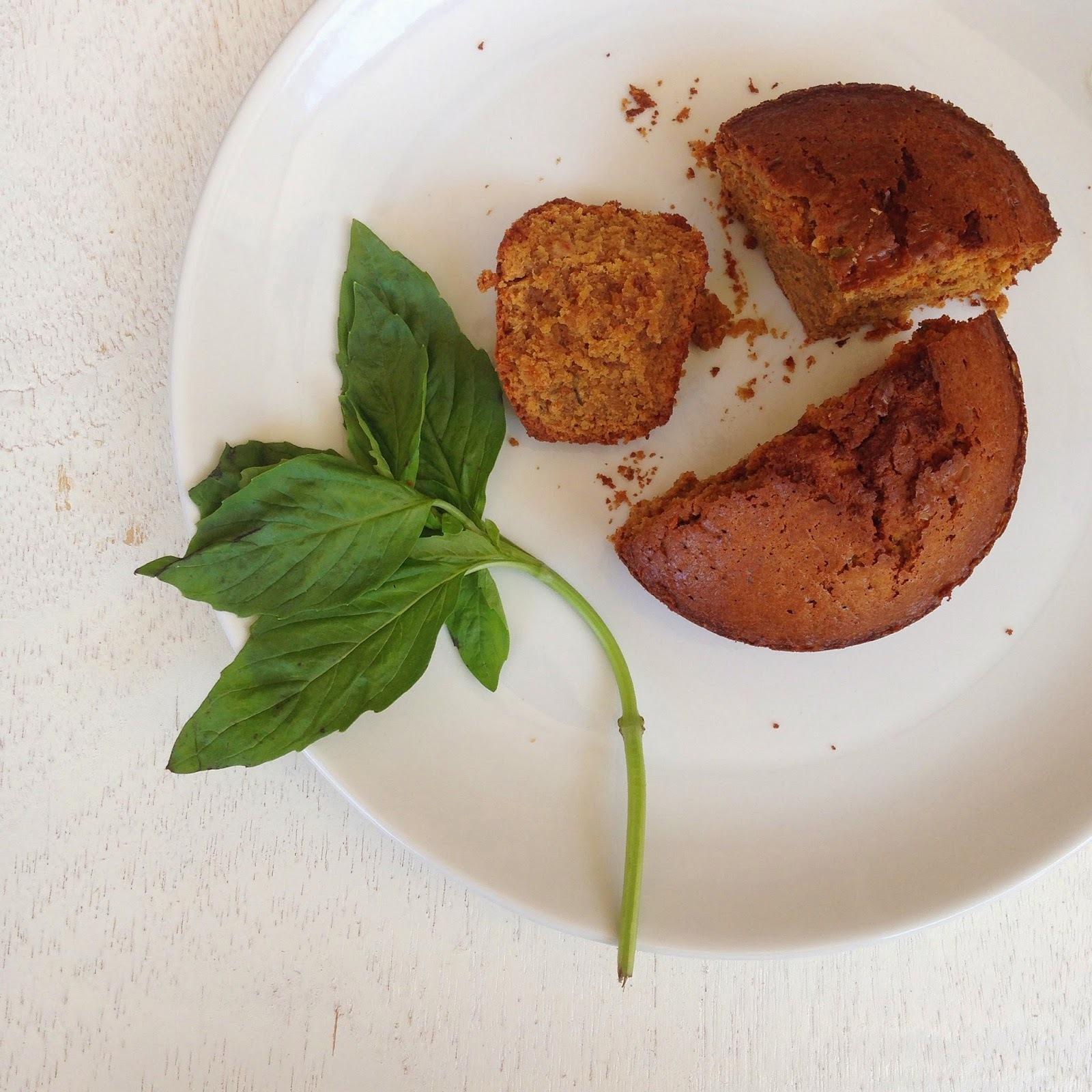 Semana de tartas y tortas: De limón y albahaca