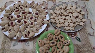 Festival de Biscoitinhos!- Biscoito de Castanha do Brasil