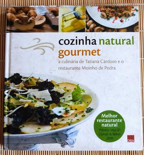 Dica: livros sobre cozinha natural e vegetariana