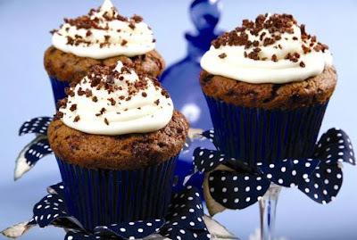 Cupcake de Ovomaltine