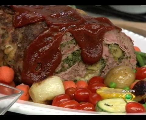 Bolo de Carne