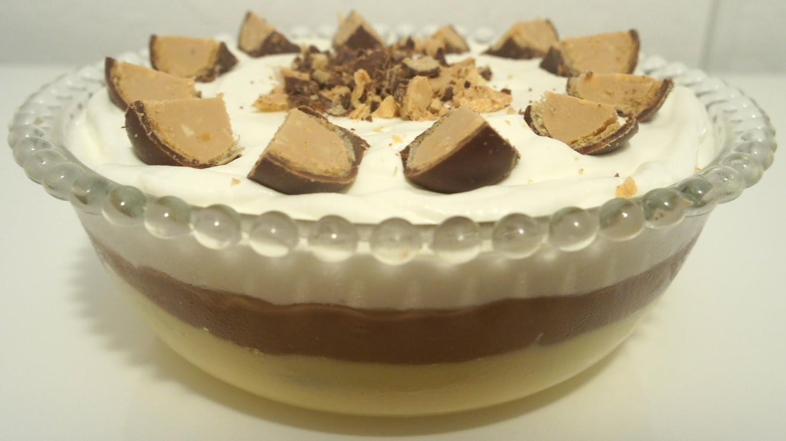 torta de sonho de valsa