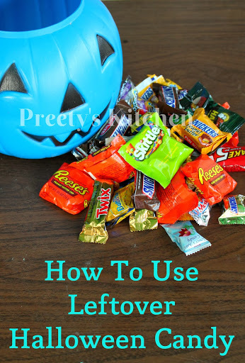 15 Creative Ways To Use Leftover Halloween Candy