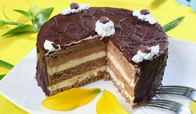 BOEM TORTA: Vrhunski desert za sve koji vole lješnjake