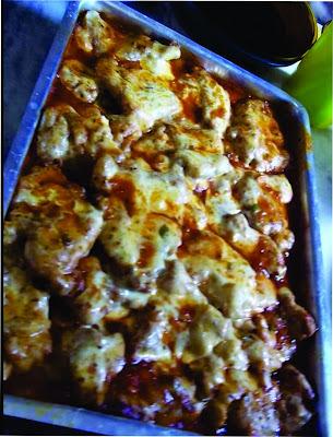 lasanha de peixe com batata
