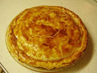Praticidade hospedada na geladeira: Torta Granjinha