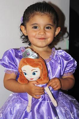 Un cumple #2 al estilo Princesita Sofía :: Lara