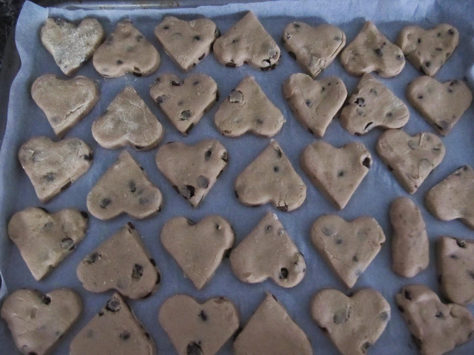 Csokidarabos keksz fruktóz malabszorpcióban (glutén-, tej-, tojásmentes)