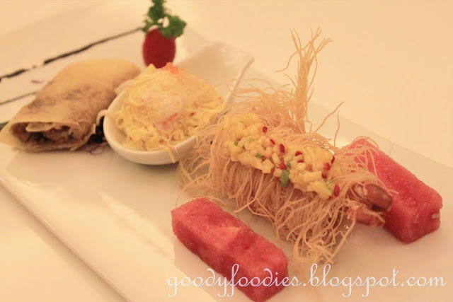 Cantonese Cuisine @ Lai Po Heen, Mandarin Oriental KL