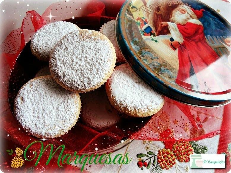 Pastas Marquesas: Su tradición navideña en España y orígenes e historia del Mazapán.