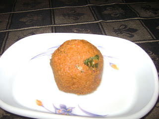 """Thenga Chammanthi/Chutney"" (Traditional Fare)"