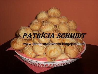 pao doce de padaria recheado