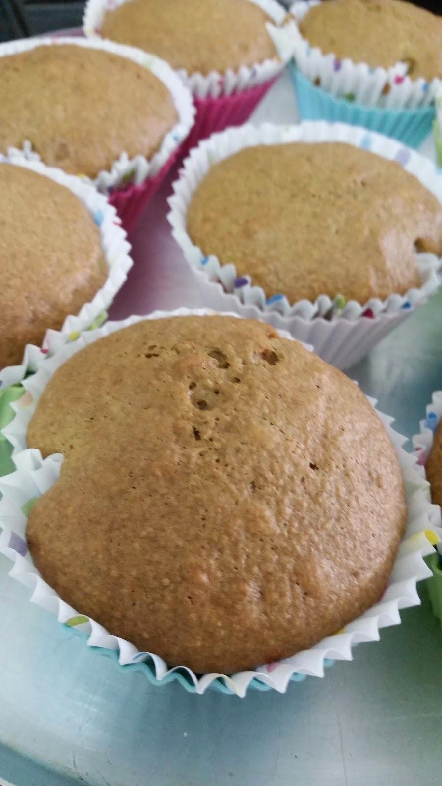 Muffin Integral de Cereais