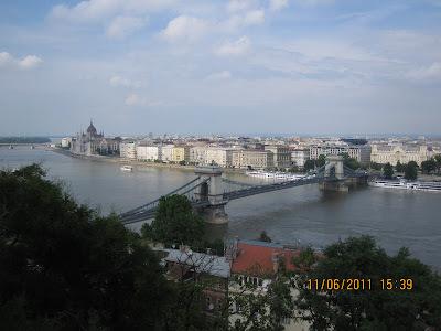 Víkendová Budapešť