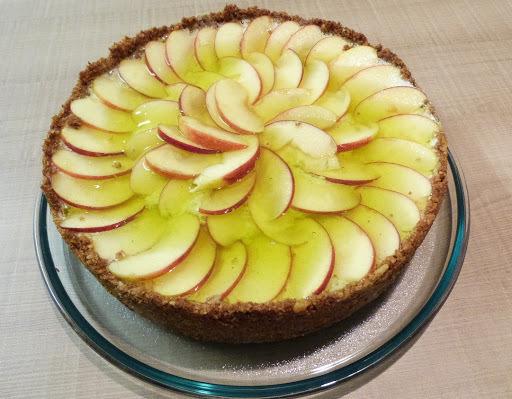 Receita: torta de maçã
