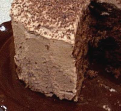 Chocolate Fleck Cake (Torta de chocolate)