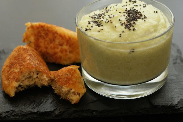 Croquettes Saumon - Parmesan