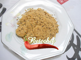Farofa  Especial Criação Betechef
