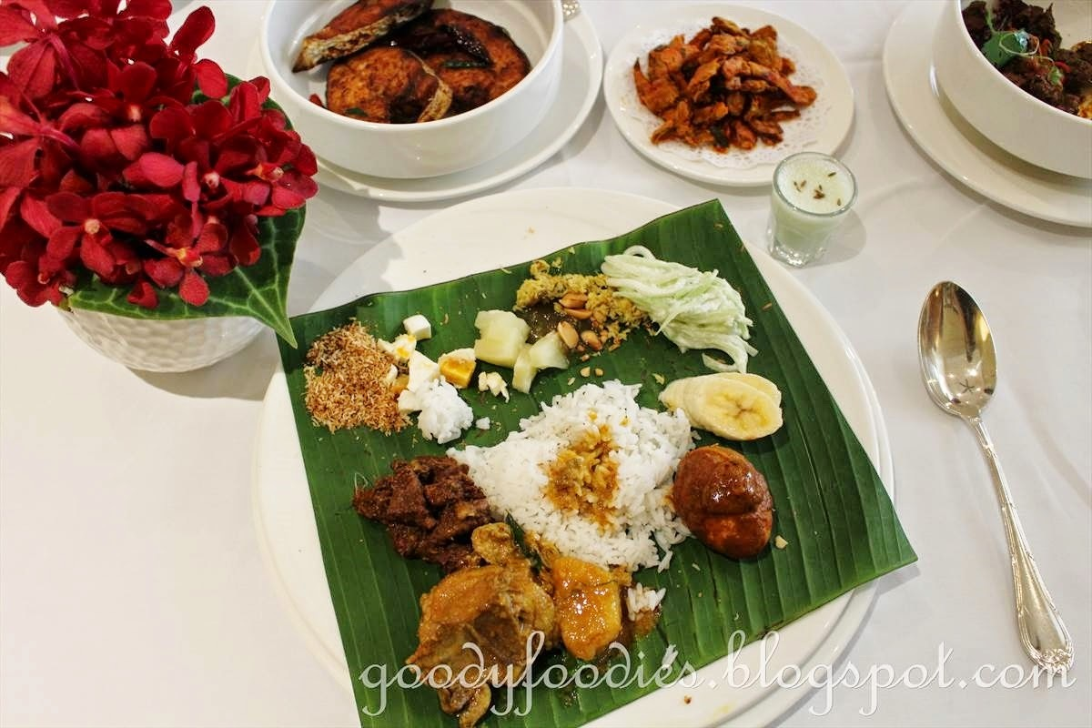 Sunday Curry Tiffin Lunch @ Colonial Cafe, The Majestic Hotel Kuala Lumpur