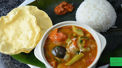 Easy Tasty Sambhar