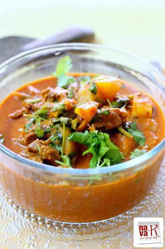 Mutton Gosht (Spicy Mutton Curry)